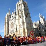 Las peñas barcelonistas de León critican la postura del club porque se sienten «culés de segunda»
