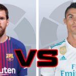 Comparativa Messi VS Cristiano en lo que va de Liga