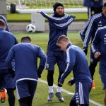 España-Argentina: Partidazo con Leo Messi