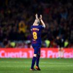 El adiós de Iniesta ya tiene fecha