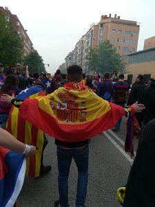 Aficionado Culé y Español