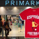 Primark prohíbe la venta de camisetas de España en Tarragona y Barcelona