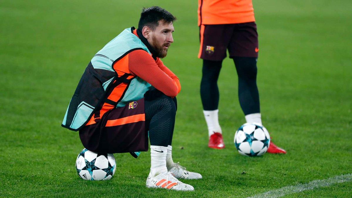 Se acabaron las rotaciones. Ahora te toca, Messi.