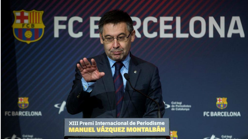 Los vergonzosos guiños del Barça al «procés»